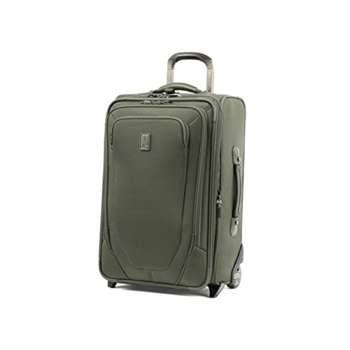 "Travelpro Crew 10 - 21"" Expandable Spinner Rollaboard Carry-On Luggage"