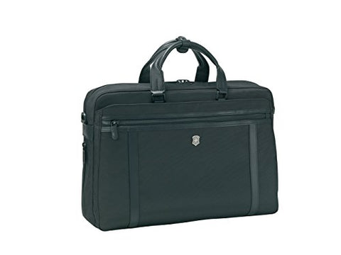 "Victorinox Werks Professional 2.0 15"" Brief Laptop Briefcase, Black, One Size"