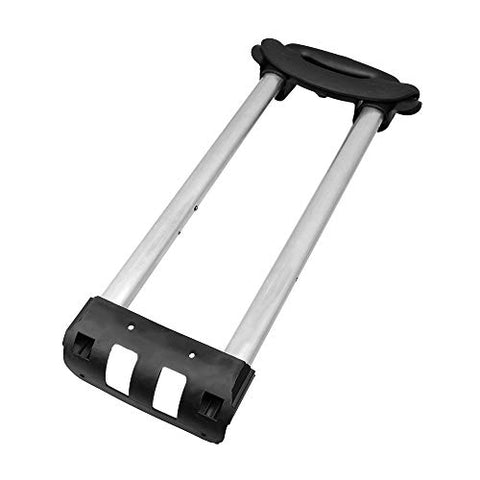 BQLZR G115 Plastic Travel Luggage Telescopic Handle 20 inch Replacement Spare Parts Suitcase