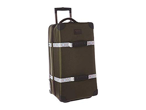 Burton Wheelie Double Deck Travel Bag, Keef Ballistic