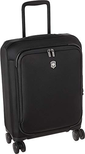 Victorinox Connex Global Softside Carry-On Spinner (Black)