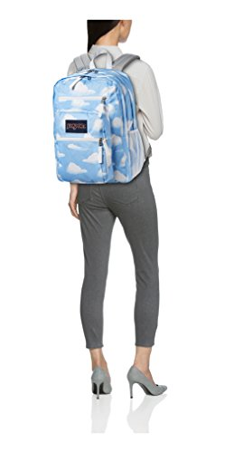 coupon codes search for clearance modern design JanSport Big Student Backpack- Sale Colors (Partly Cloudy)