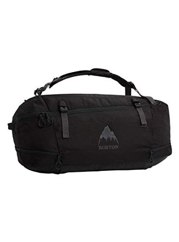 Burton Multipath 90L Duffle Bag, True Black Ballistic