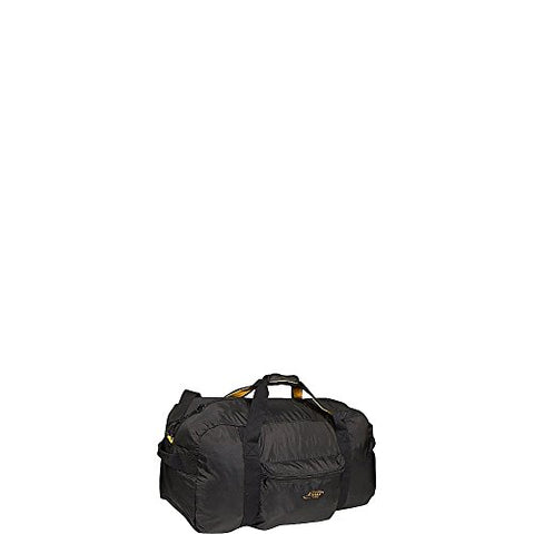 "A Saks 30"" Duffel In Pouch Black"