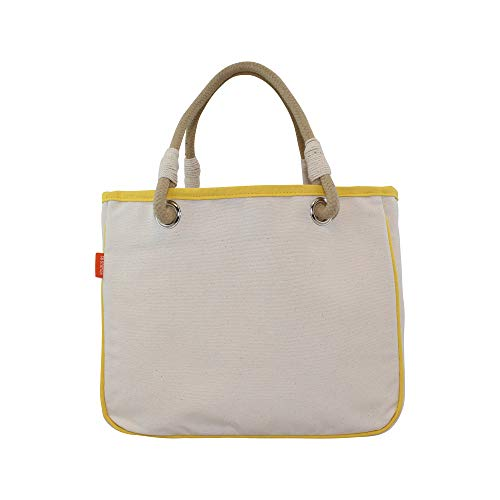 Rope Tote Yellow