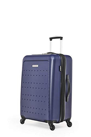 "Swiss Gear 3D Lite 24"" Expandable Luggage Blue"