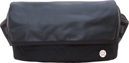 Token Bags Quilted Grand Army Waist Bag, Black, One Size