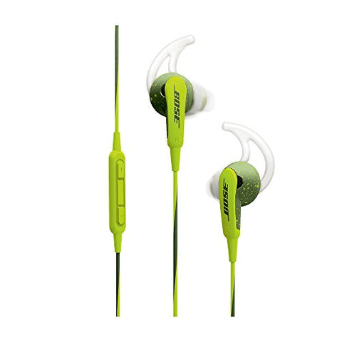 Bose Soundsport In-Ear Headphones - Apple Devices, Energy Green