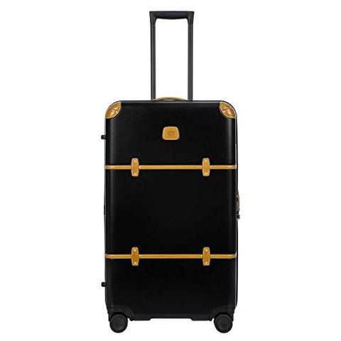 Bric's Bellagio 28-Inch Steamer Trunk (BLACK)