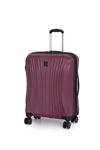 It Luggage Duraliton Apollo 21.3 Inch Carry On, Zinfandel, One Size