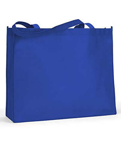 Ultraclub Ladies Deluxe Tote A135 -Royal One