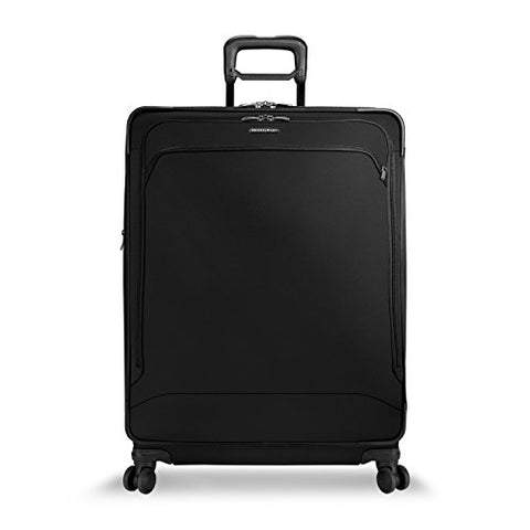 Briggs & Riley Transcend Large Expandable Spinner Tu328Spx (One Size, Black)