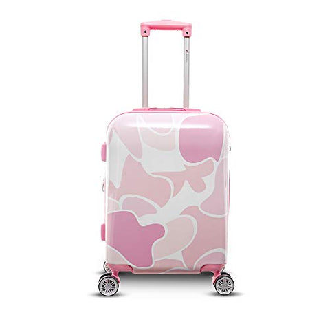 "Gabbiano Camo Collection 20"" Expandable Hardside Carry-On"