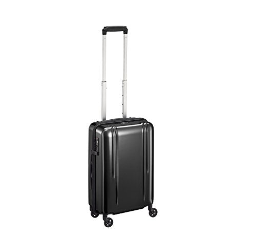 "Zero Halliburton Zrl-20"" International Carry-On 4-Wheel Spinner, Black"