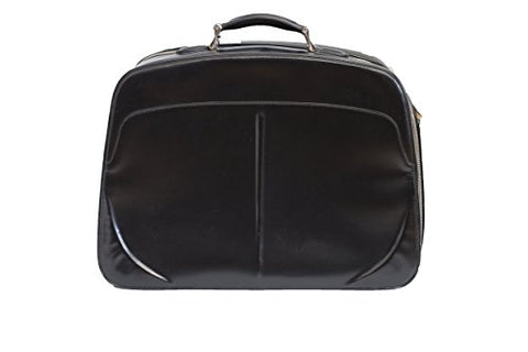 Samsonite Black Label Leather Bayamo Document Laptop Holder Bag
