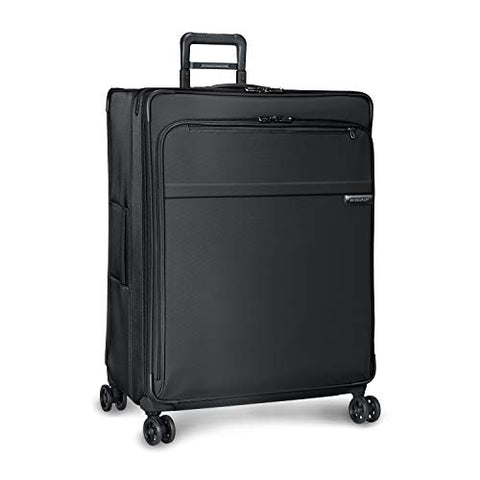"Briggs & Riley Baseline Extra Large Expandable 31"" Spinner, Black, One Size"