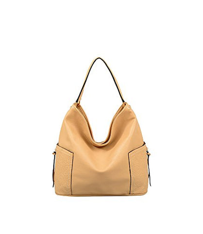 Mellow World Fashion Ryder Hobo, Khaki, One Size