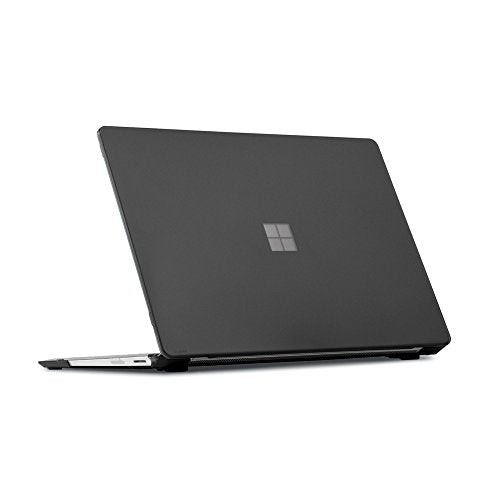 iPearl mCover Hard Shell Case for 13.5-inch Microsoft Surface Laptop Computer (NOT compatible with Surface Book and Tablet) (Black)
