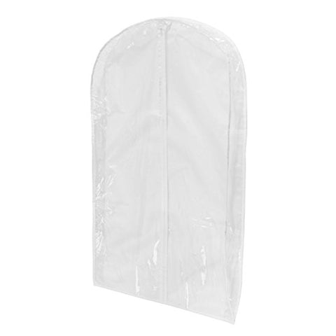 Honey-Can-Do Sftz01243 Hanging Garment Storage Bag (2 Pack), White
