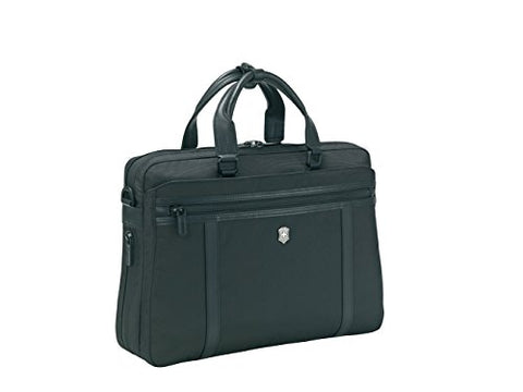 "Victorinox Werks Professional 2.0 13"" Laptop Brief Briefcase, Black One Size"
