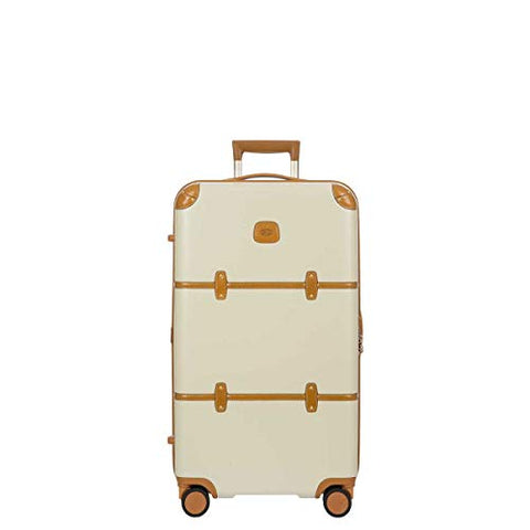 Bric's Bellagio 30-Inch Steamer Trunk (CREAM)