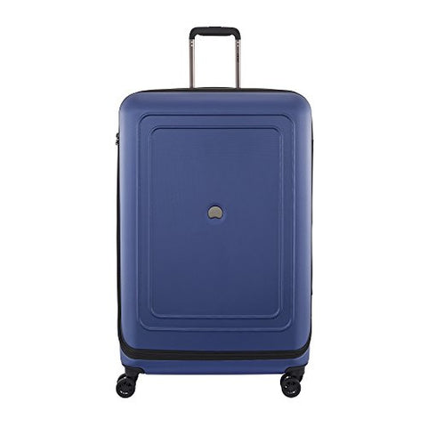 "Delsey Luggage Cruise Lite Hardside 29"" Exp. Spinner Trolley, Blue"