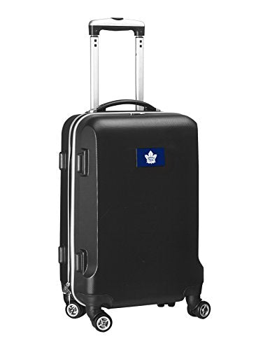 NHL Toronto Maple Leafs Carry-On Hardcase Spinner, Black