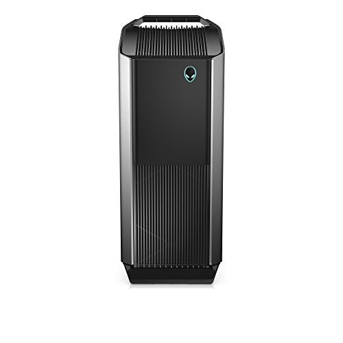 Alienware AWAUR6-5468SLV-PUS Gaming Desktop, Intel Core i5 (up to 3.5GHz), 8GB, 1TB HDD, RX 480 Graphics, Epic Silver