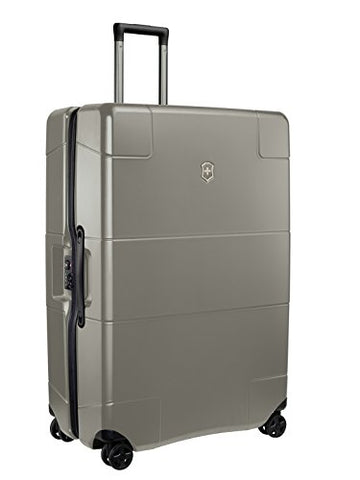 Victorinox Lexicon Hardside Extra Large 8-Wheel Travel, Titanium
