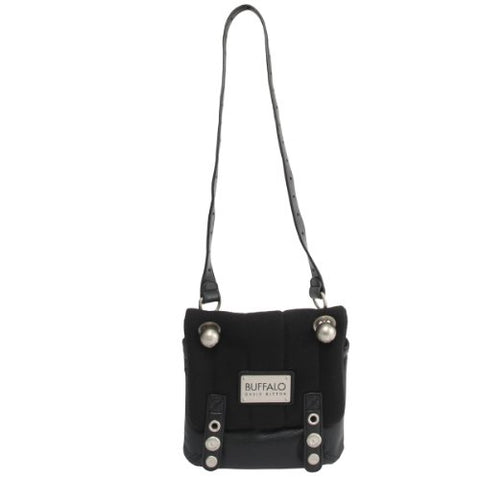 Buffalo David Bitton Miley Crossbody Bag- Black