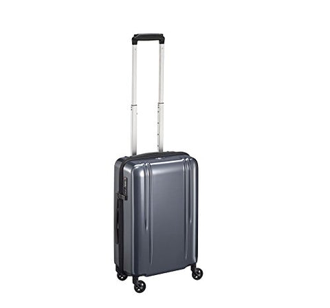 "Zero Halliburton ZRL 22"" Domestic Lightweight Spinner Luggage in Gunmetal"
