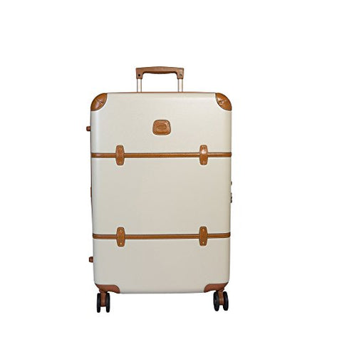 "Bric's Milano Bellagio 27"" Spinner (CREAM)"