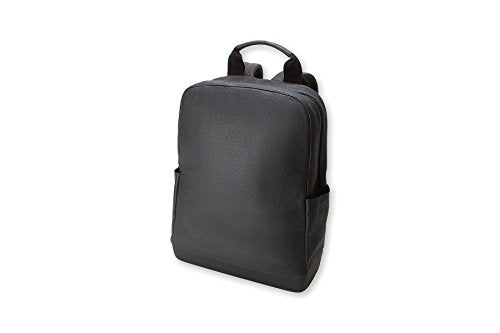 Moleskine Classic Leather Backpack, Black