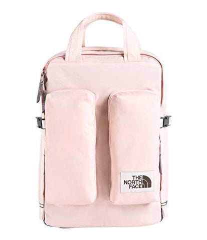 The North Face Mini Crevasse, Pink Salt/Rabbit Grey Light Heather, OS