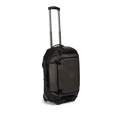 Osprey Packs Transporter 40L Rolling Gear Bag Black, One Size