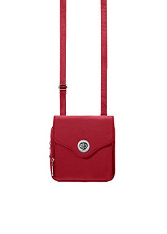 Baggallini Kensington Mini, Apple, One Size