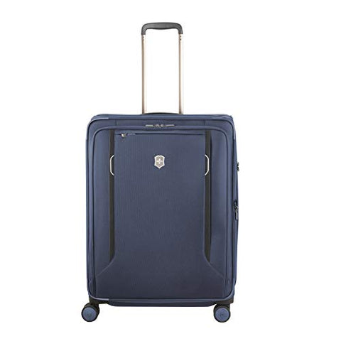 Victorinox Werks Traveler 6.0 Large Softside Case, Blue