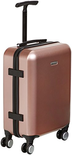 AmazonBasics Metallic Spinner- 20 inch, Rose Gold