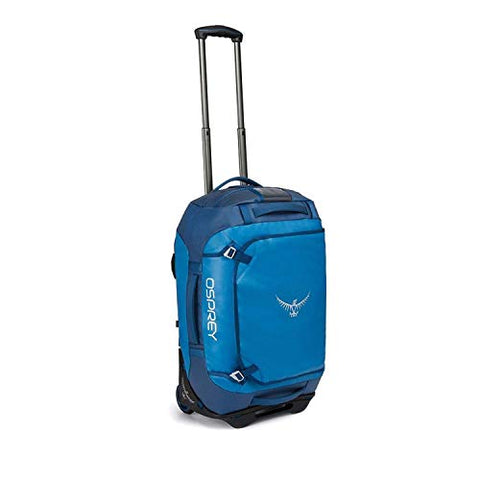 Osprey Packs Transporter 40L Rolling Gear Bag Kingfisher Blue, One Size