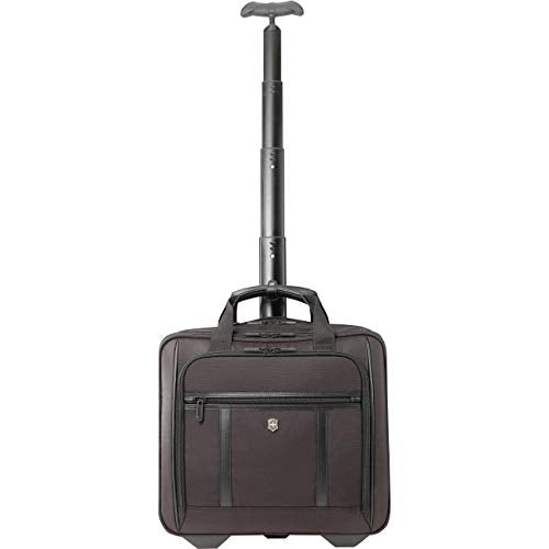 Victorinox Unisex Werks Professional 2.0 2 Wheeled Business Case (Black)