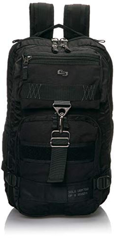 Solo Altitude 17.3 Inches Laptop Backpack, Black