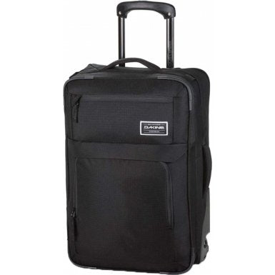 Dakine Carry On Roller, Black, 40L
