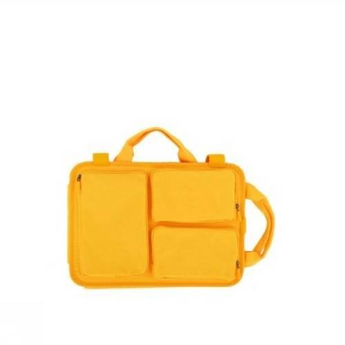Moleskine Bag Organizer, Tablet (10 in.), Orange Yellow (10.75 x 7.75 x 1.25)