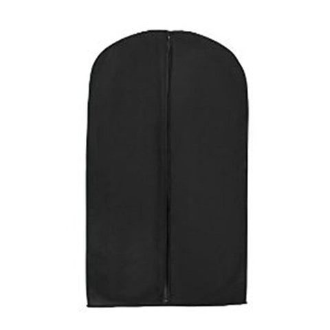 "Tuva Breathable Priest Vestment And Choir Robe Garment Bag 72"", Black"