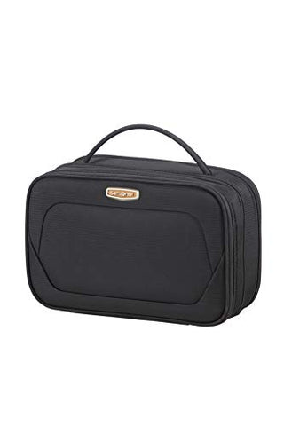 SAMSONITE Spark Sng Eco Toilet Kit Toiletry Bag, 30 cm, 7 liters, Black (Eco Black)