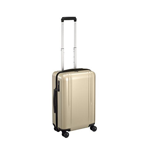 "Zero Halliburton Zrl 22"" Domestic Lightweight Luggage Ztl22 (Gold)"