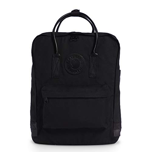 Fjallraven - Kanken No. 2 Backpack for Everyday, Black Edition