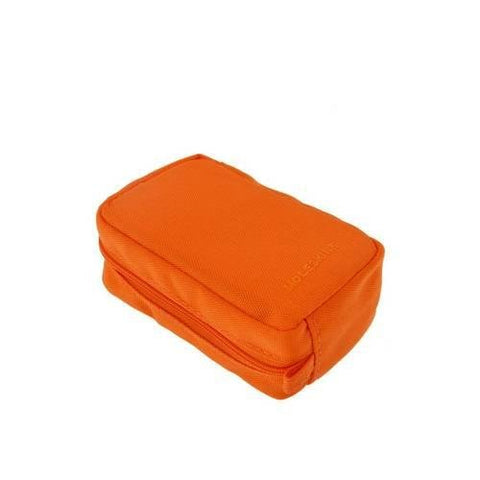 Moleskine Multipurpose Pouch, Small, Cadmium Orange (3 x 4.5 x 1.5)