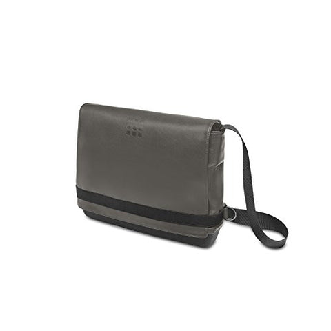Moleskine Classic Slim Messenger Bag, Mud Grey