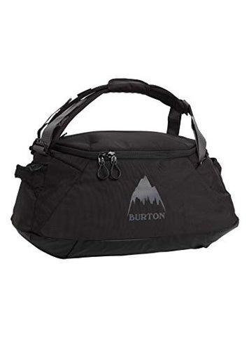 Burton Multipath 40L Duffle Bag, True Black Ballistic, 40L